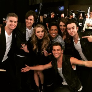 Pre-RDMAs Performance Group Photo