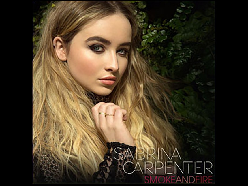 "Sabrina Carpenter's New Single ""Smoke and Fire"" Drops 2-10-16!"
