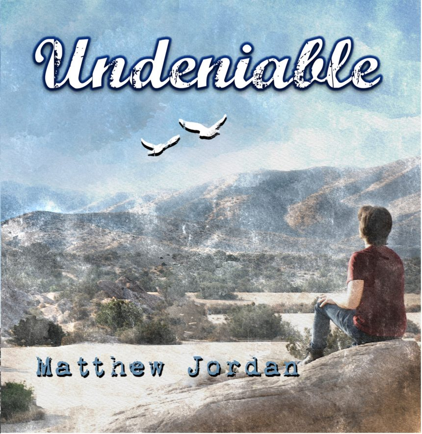 """Undeniable"" – My New EP is NOW AVAILABLE!"