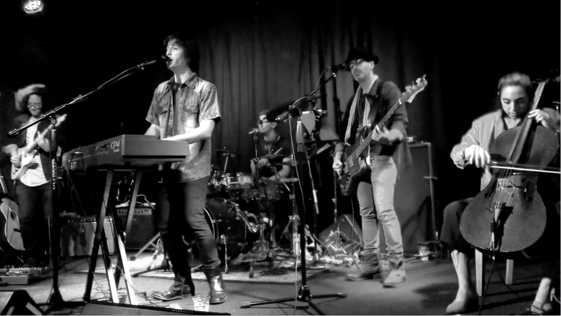 New Live Cover Vid -
