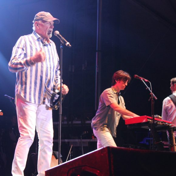 Matt Hits the Road with The Beach Boys!